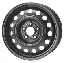 Диски R15 ТЗСК ТЗСК Lada Largus 6x15 4x100 ET50 60,1 Black (Черный)